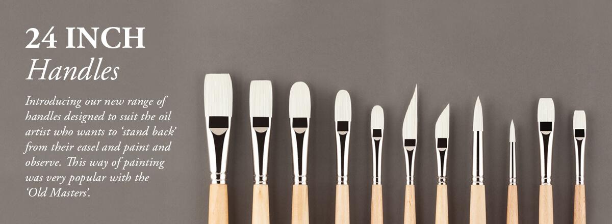 "24"" Handle Brushes"