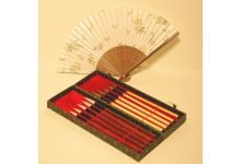 Series A701 - Set of 10 - Oriental Brushes